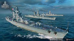Llegan los barcos franceses a World  of Warships