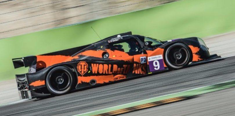 World of Tanks se presenta en Le Mans