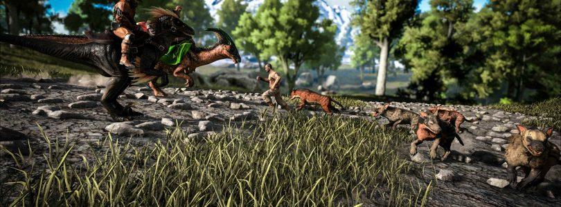ARK: Survival Evolved añade nuevos dinosaurios