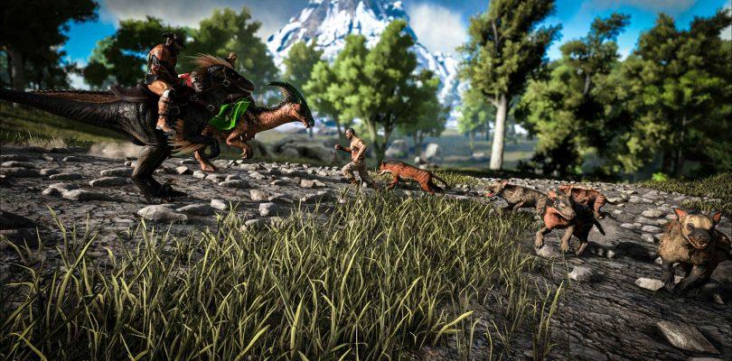 ARK: Survival Evolved añade cross-play entre Windows 10 PC y Xbox One