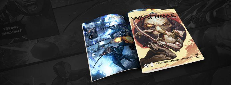 Digital Extremes anuncia un cómic sobre Warframe