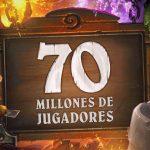 Hearthstone alcanza los 70 millones de jugadores