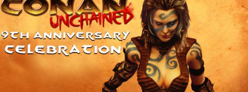 Age of Conan celebra su cumpleaños regalando un personaje al 80