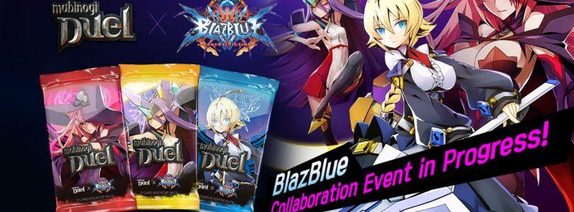 Mabinogi Duel recibe nuevos personajes de BlazBlue