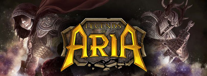 Legends of Aria comienza su alpha