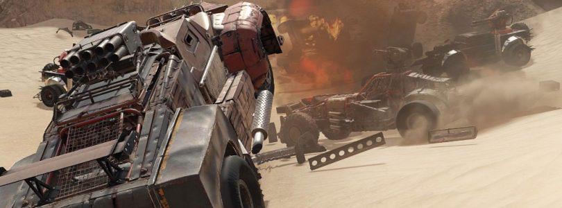 Crossout se lanza en beta abierta en PC, PS4 y Xbox One