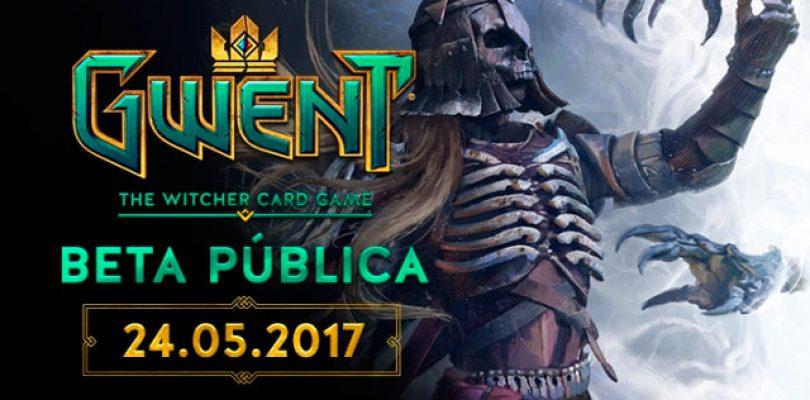 La beta publica de Gwent empieza el próximo 24 de mayo