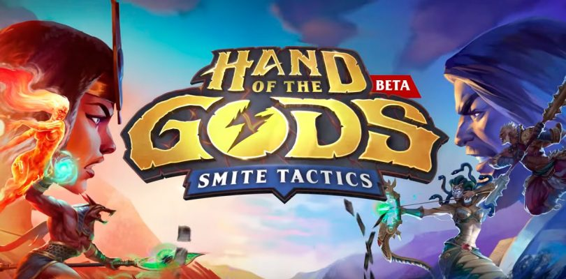 Hands Of The Gods en Beta cerrada para consola + Mini Sorteo