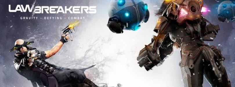 Lawbreakers presenta nuevo trailer, precio y lanzamiento para PS4