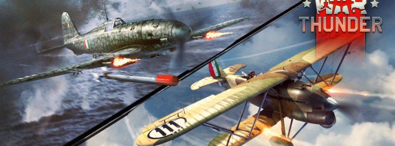 Italia llega a War Thunder