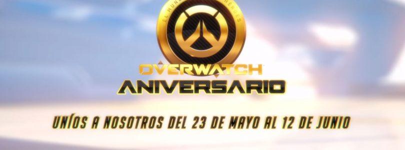 Overwatch – Evento de aniversario y prueba gratuita