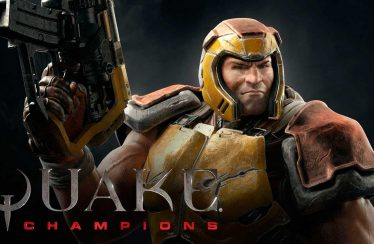 Quake Champions presenta otro de sus personajes: Ranger