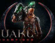 Quake Champions nos presenta el héroe Visor y su primer gran torneo E-sports