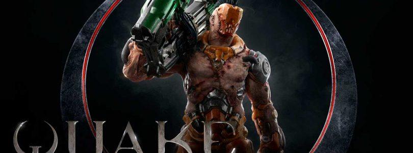 El acceso anticipado de Quake Champions empieza la semana que viene