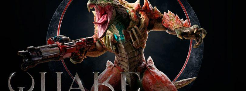 Sorlag rocía a sus enemigos con ácido en Quake Champions