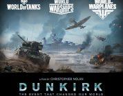 Wargaming se une a Warner Bros por el lanzamiento de Dunkerque