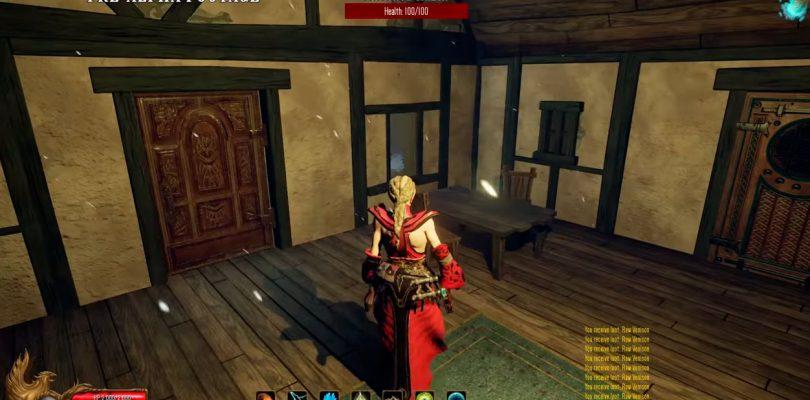 30 minutos gameplay de Ashes of Creation