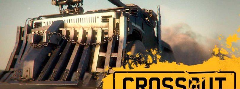 Crossout llega a los 3 millones de usuarios registrados