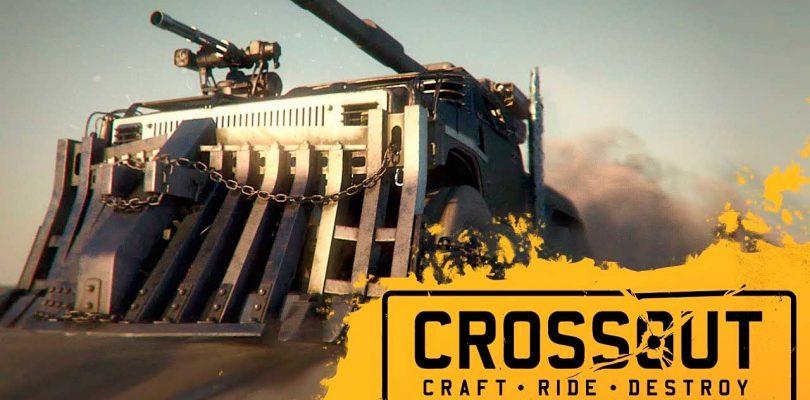 Crossout añade el modo 'Leviatanes'