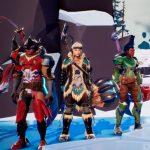 Los prometedores números de la beta abierta de Dauntless
