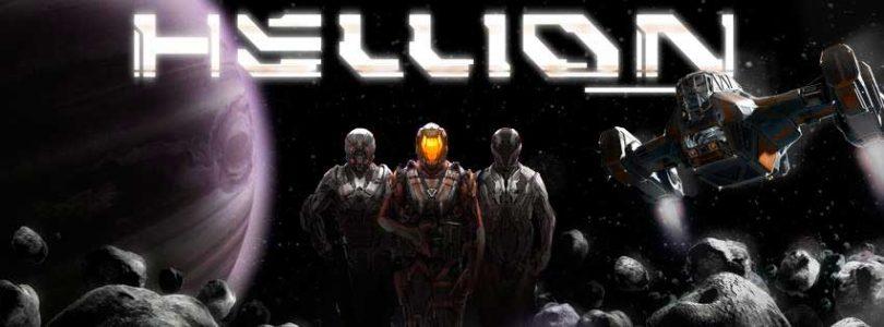 Hellion presenta la primera gran actualización de contenido