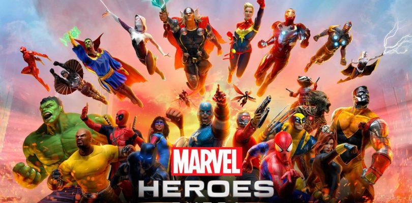 Disney cierra el juego Marvel Heroes