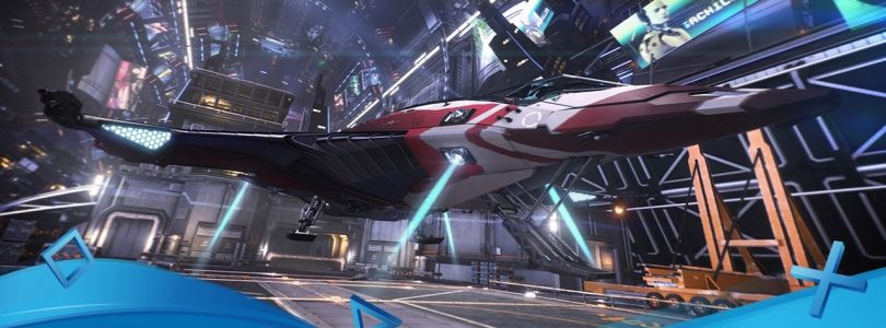 Elite Dangerous se lanza para PlayStation 4