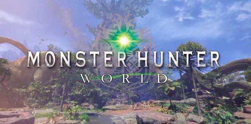 Nuevos vídeos gameplay de Monster Hunter World