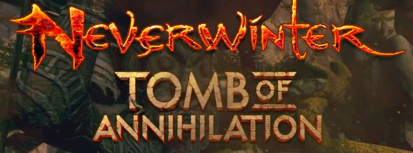 Neverwinter lanza su expansión Tomb of Annihilation