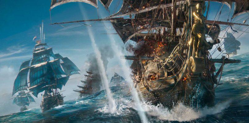 Skull and Bones es la apuesta de Ubisoft por los juegos de piratas en mundo abierto