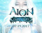 Aion se actualiza con su parche Omens of Ice