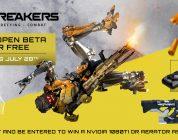 Lawbreakers abrirá mañana su beta abierta y en agosto se lanzará oficialmente