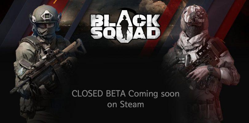 La beta cerrada del FPS gratuito Black Squad apunta a este verano