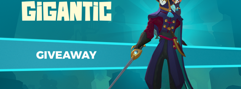 ¡Regalamos 1000 claves de skins y boosts para Gigantic!