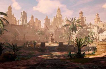 Ashes of Creation nos enseña los mapas de sus futuras arenas