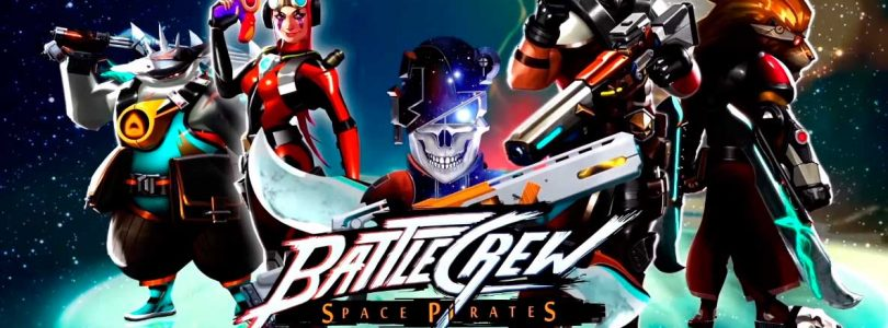 BATTLECREW Space Pirates es un nuevo shooter free-to-play en 2D