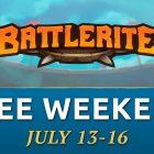 Nuevo fin de semana de prueba gratuita para Battlerite