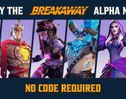 Juega la alpha de Breakaway gratis este fin de semana