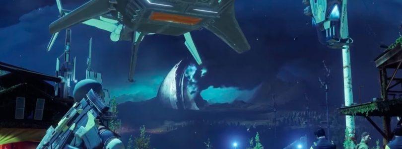 """Destiny 2: Un paseo por """"La Granja"""" el nuevo Hub Social"""