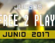 Lanzamientos Free-to-Play junio 2017