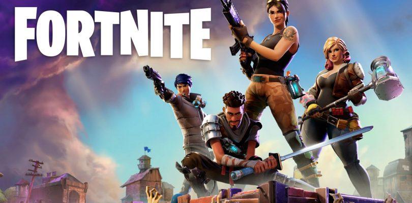 Empieza en Acceso Anticipado para Fortnite, lo nuevo de Epic Games
