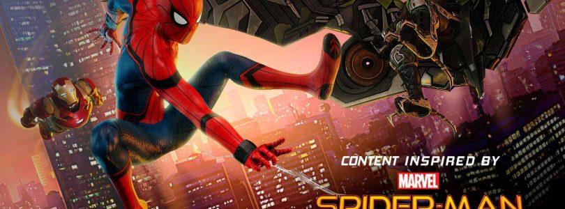 El evento de Spider-Man: Homecoming llega a Marvel Heroes Omega