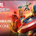 Marvel Heroes ya disponible también en Xbox One