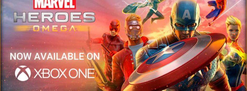 Marvel Heroes ya disponible también en Xbox One