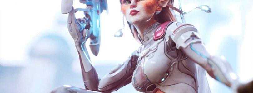 Un vistazo a Zinx la próxima heroína en llegar a Paragon