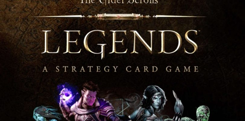 The Elder Scrolls: Legends ya está disponible para móviles
