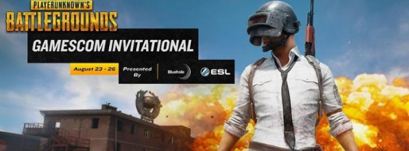 PlayerUnknown's Battlegrounds prepara un campeonato e-sports para la Gamescom