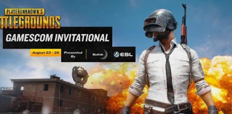 PlayerUnknown's Battlegrounds prepara un campeonato e-sports para la Gamescom