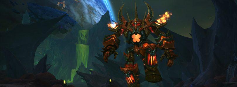 Llegan las Sombras de Argus (el parche 7.3 de World of Warcraft) el 30 de agosto