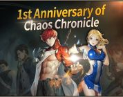 Chaos Chronicle primer aniversario con nuevo contenido